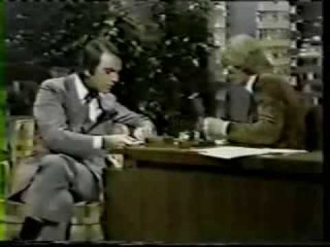 Carl Sagan au Johnny Carson Show