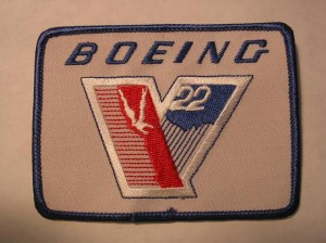 Patch Boeing
